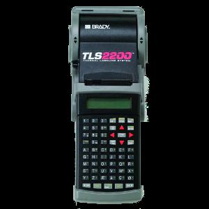 Etiketiprinterid - Brady TLS2200 käsiprinter
