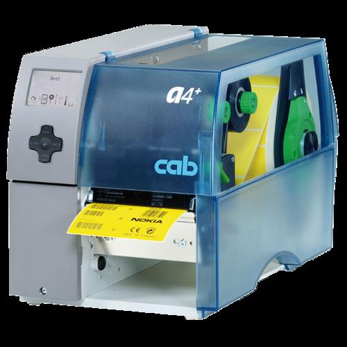 Etiketiprinterid - Cab A4+ tööstusprinter