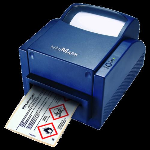 Etiketiprinterid - Brady MiniMark graafikaprinter