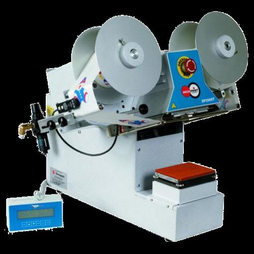 Decoprint DP-2000T tekstiilitoodete markeerimisseade