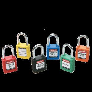 Lockout/Tagout - Lukusta ja märgista tabalukud
