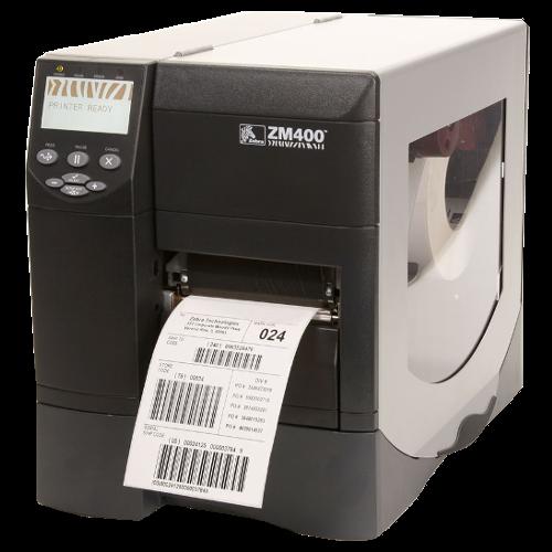 Etiketiprinterid - Zebra ZM tööstusprinter