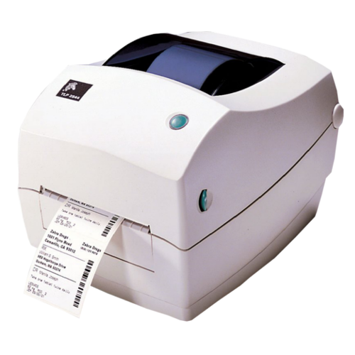 Etiketiprinterid - Zebra TLP2844/3844 lauaprinter