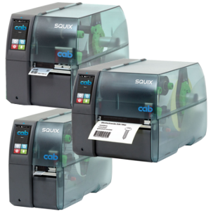 Squix etiketiprinter