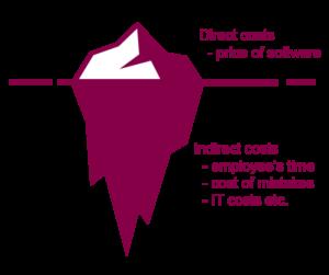 Iceberg of Costs