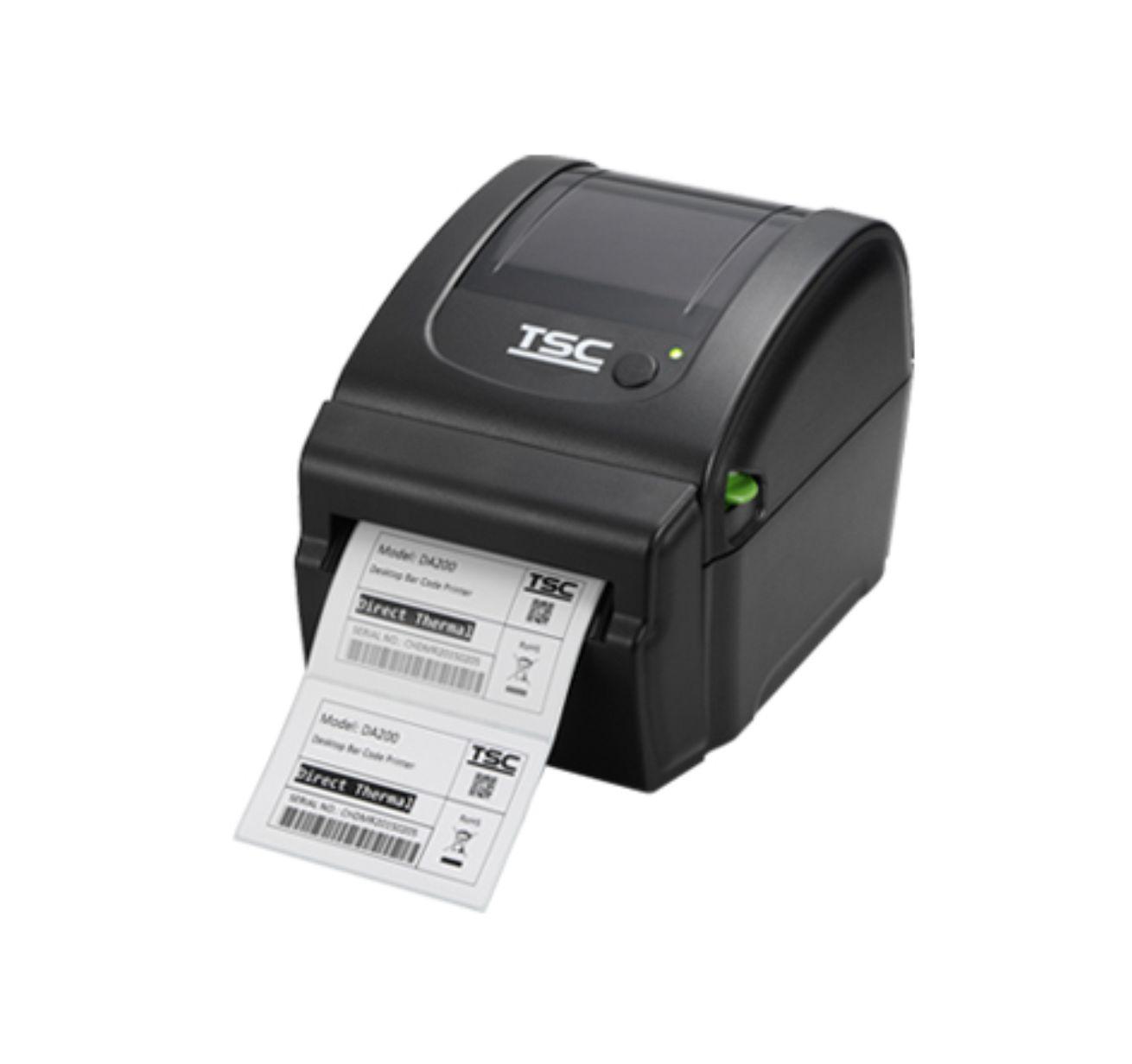 TSC DA210 termoprinter